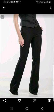 Pantaloni elastici Zara!