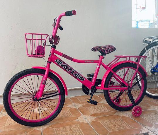 Детский велосипед фирма батлер