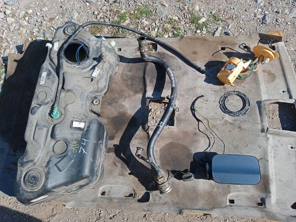 Х3 ф25 резервоар горивна помпа нивомер капачка тръба бмв bmw x3 f25