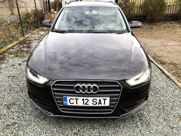 Audi a 4 Facelift 2014