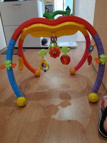 Активна гимнастика за Бебета