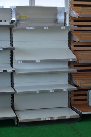 Метални стелажи и оборудване за магазини