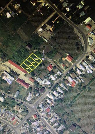 Vânzare teren casa 4 loturi Odobești - VN