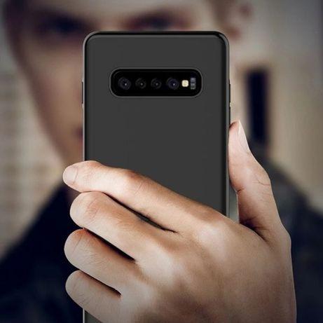 Тънък мат кейс калъф гръб за Samsung Galaxy S10 S10E S10+ NOTE 10 PLUS