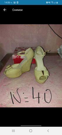Високи Обувки 41 номер