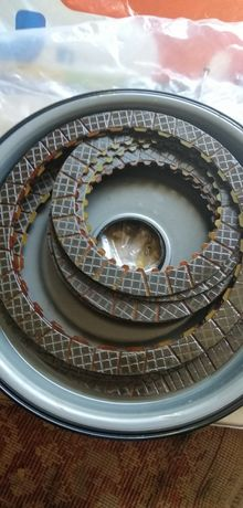 Discuri ambreiaj dq250, dsg 6+1, și capac etanșare