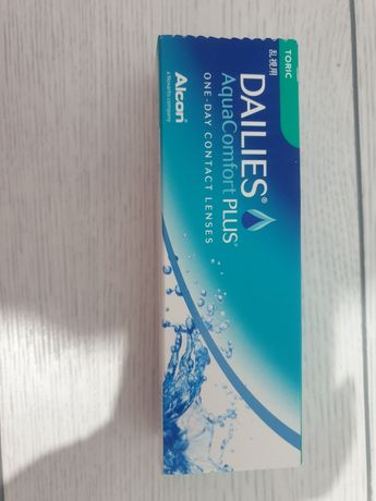 30 lentile de contact dailies aqua comfort plus sigilate