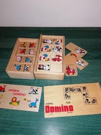 """Joc domino pentru copii """"Animal Domino"""""""