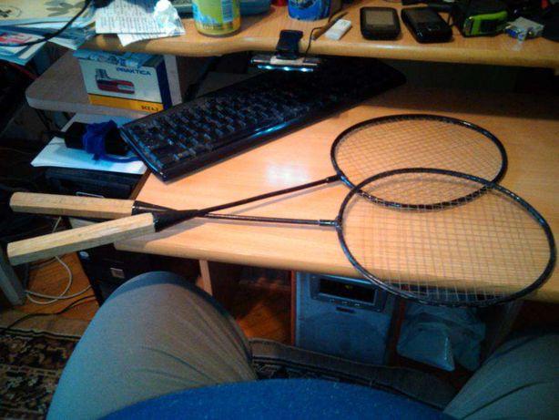 Set rachete badminton