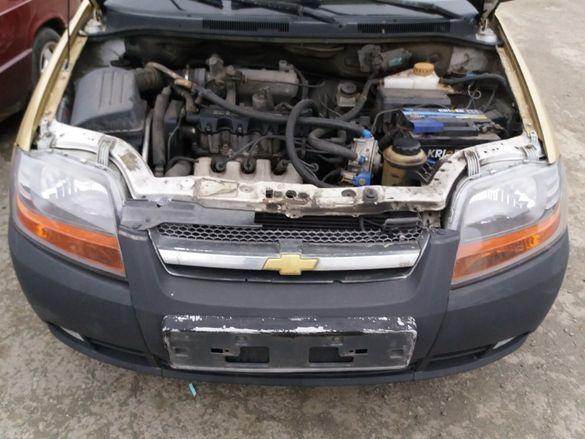 Chevrolet 1.5 бензин 2005 ва части