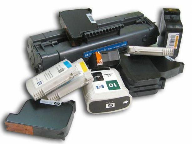 Reincarcare/vanzare cartuse de cerneala si de toner/service imprimante