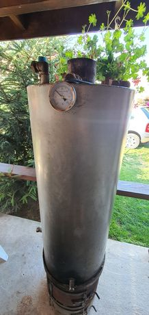 Boiler pe lemne