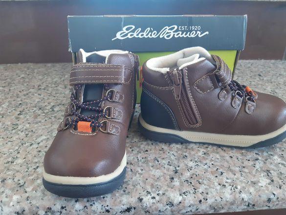 Нови детски обувки Eddie Bauer модел Dexter номер 24, кафеви