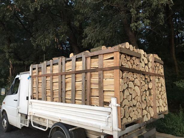 Vand lemne diferite esențe: fag, stejar , salcâm etc