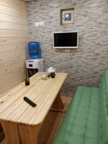 Семейная баня на Затаевича.