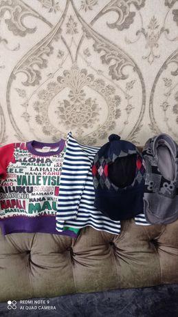 Одежда для мальчика рост 86-98