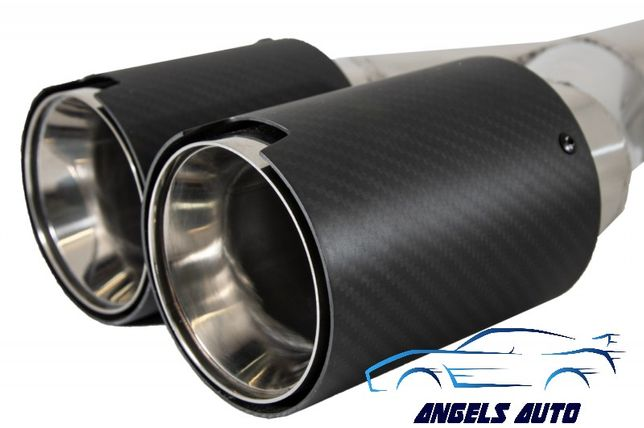 Tipsuri Tobe BMW Seria 4 F32 Coupe M Design Akrapovic Carbon