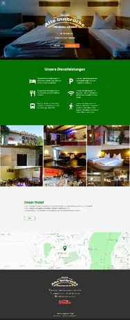 Pagina internet - Website prezentare
