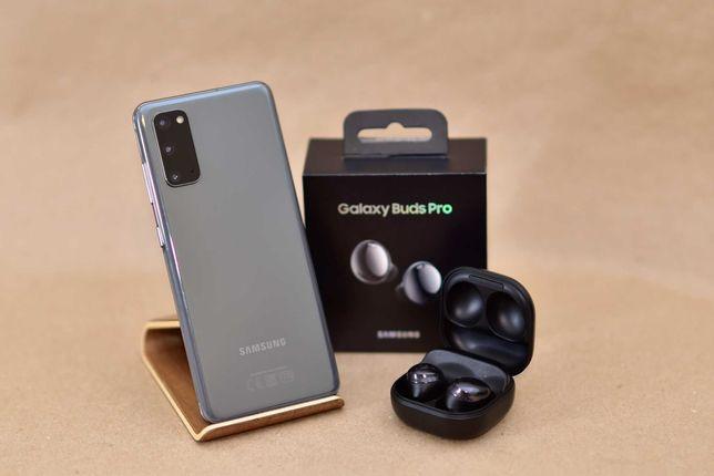 Смартфон Samsung Galaxy S20 5G 12/128Gb серый