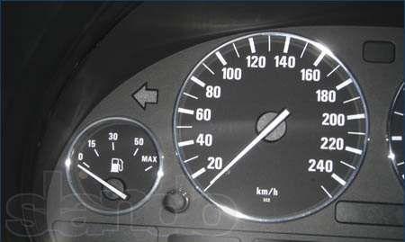 Кольца в приборку BMW е34, е36,е46,е38,е39,е53