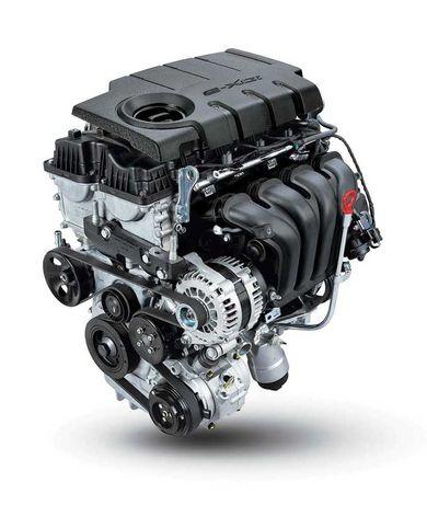 Двигатель G20 от автомобиля  SsangYong New Actyon