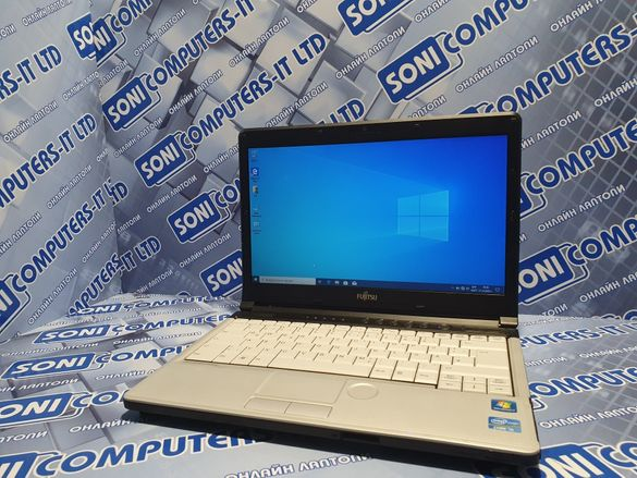 "13.3"" Fujitsu Lifebook S761 /i5-2520M / 320GB/ 4GB DDR3/WEB CAMERA"