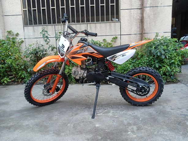 MotoCross Adult 17 14 Inch Motociclete OFFROAD 125cc Dirt Bike Sigilat