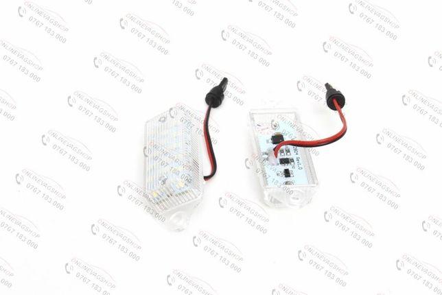 Set lampi LED numar Mitsubishi Lancer 2003- 2017