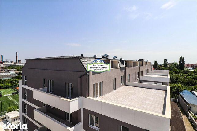 Duplex de dimensiuni generoase, terasa spatioasa, Delta Vacaresti