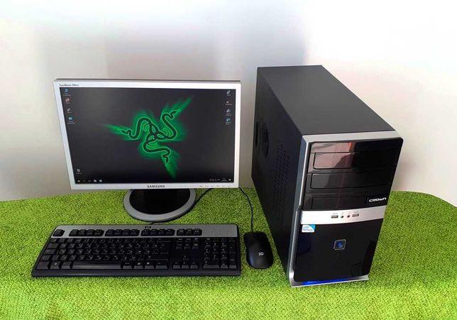 Продам Компьютер ( всё в комплекте ) с играми.