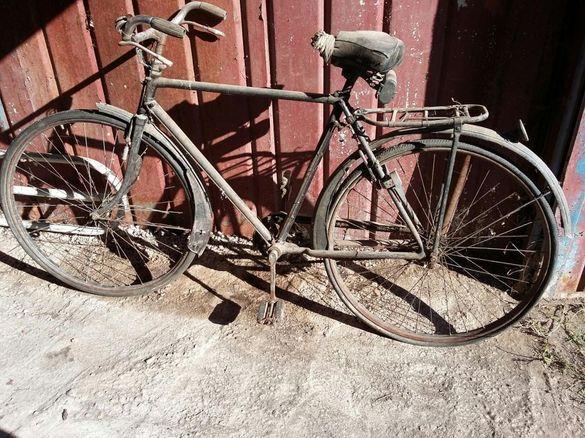 Ретро велосипед Биянчи