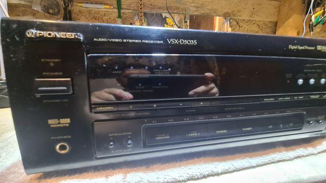Pionere vxs  D503S