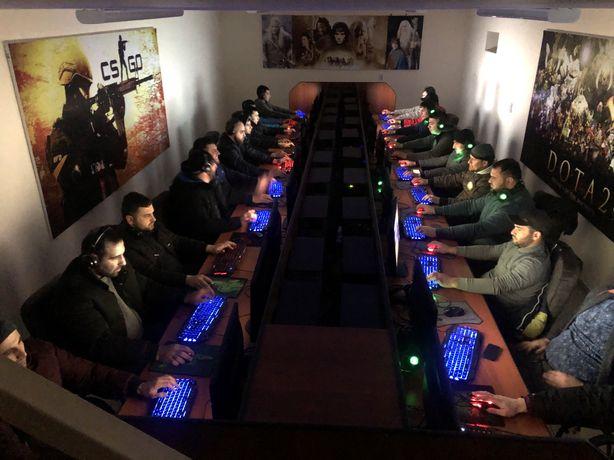 Готовый интернет клуб ( Игротека) . Игровые компьютеры 3.4 мл.