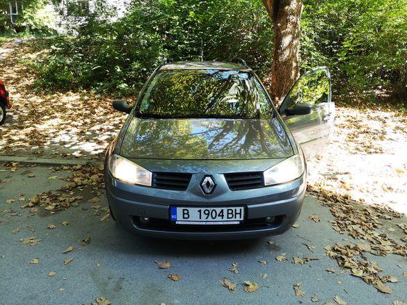 Renault Megane 1.5 dci 101к.с. Бартер