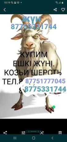 Козье шерсть Ешкі жүні қазақстан БАҒАСЫ КЕЛІСІМДІ телефон