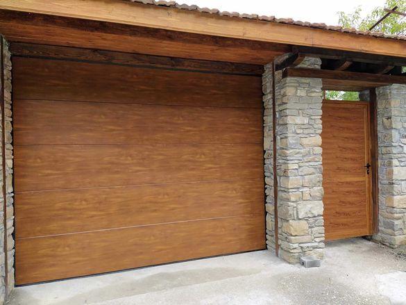 Гаражни и охранителни врати