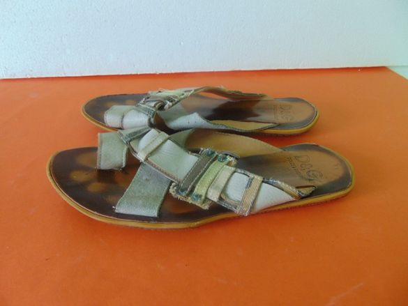Dolce Gabana номер 45 Оригинални мъжки чехли