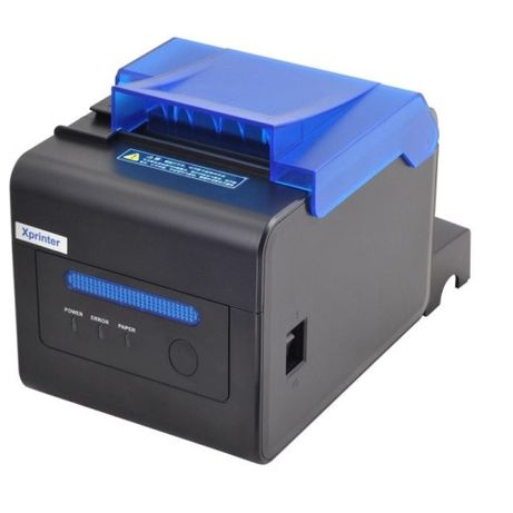 NEW Принтер чеков Xprinter C300H 80mm (с звуковым и световым сигналом)