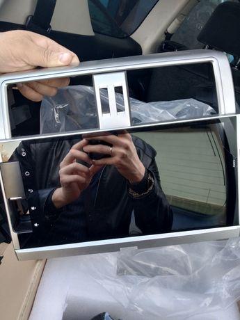 Андроид телевизор Incar на Тойота Прадо 155