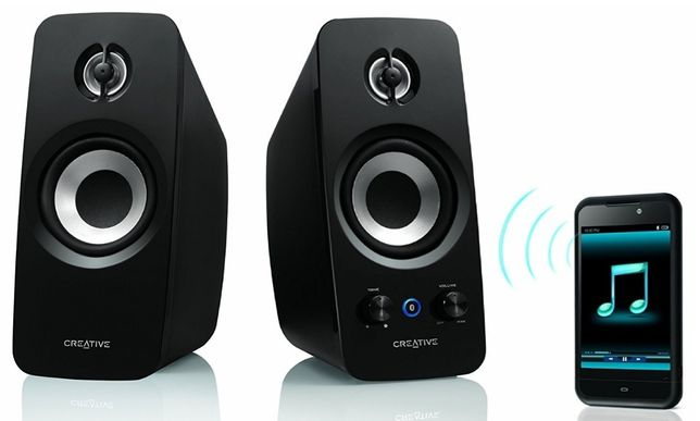 Boxe active Creative T15 Wireless BT