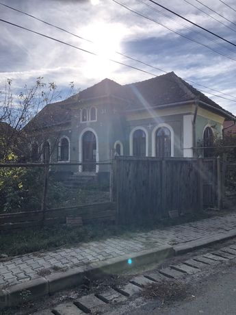 Casa de vanzare/ casa cu gradina