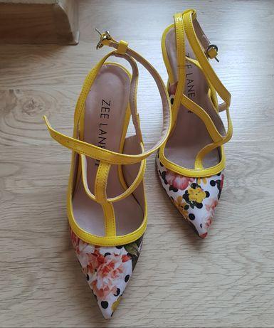 Дамски обувки Prettyfit-цена 70лв.Обувки ZEE LANE-37 номер.