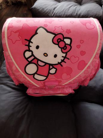 Ученическа раница Hello Kitty