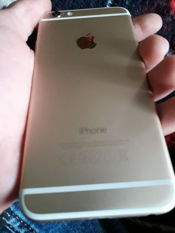 Iphone 6 64 gb,gold