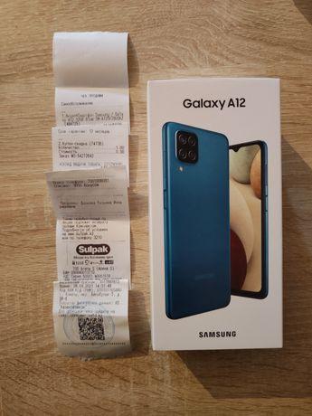 Новый Samsung A12 запечатанный