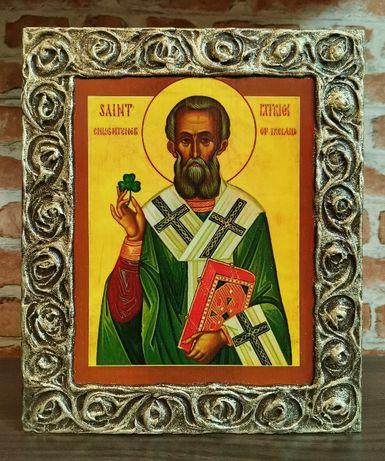 Икона на Свети Патрик icona Saint Patrick