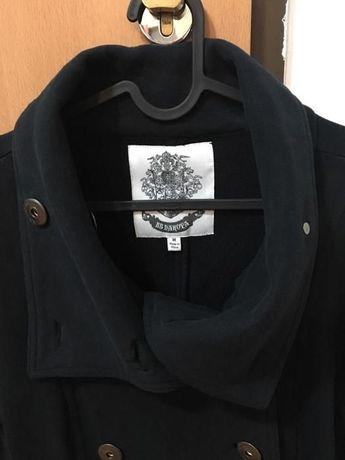 Jacheta/Geaca dama neagra smart casual;BB Dahota; material confortabil