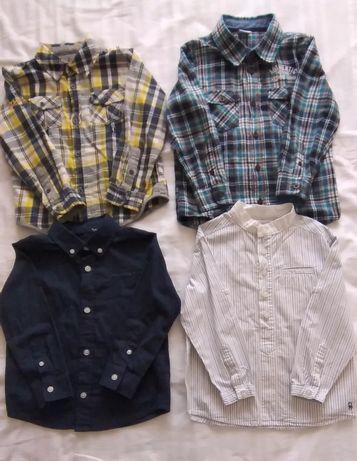 Lot haine baiat 3-4 ani