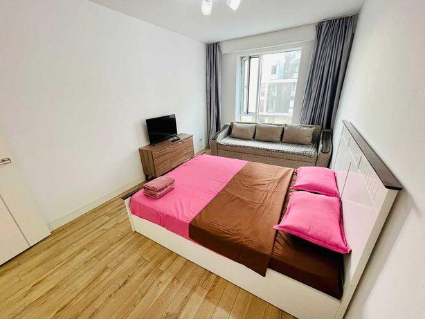 Квартира посуточно в Жк Абай 130 на Розыбакиева Сатпаева рядом с Смол