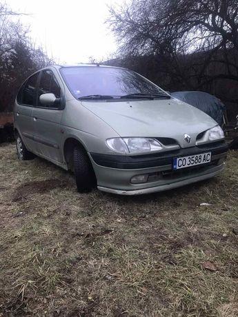 Renault Megane 1.9 DTI На части